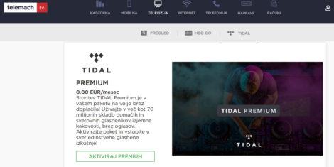 aktivacija-Telemach-TIDAL-Premium-EON-Premium-Najvec