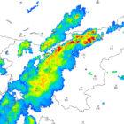 ARSO radar animacija padavin - radarska slika padavin ARSO
