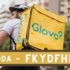 Glovo koda za popust 15€ - FKYDFHN Glovo Slovenija Ljubljana