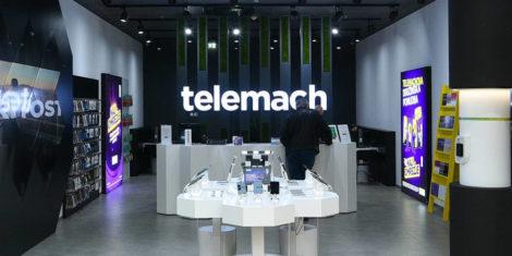 Telemach toži Telekom Slovenije 2021