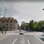 Zaprta-Askerceva-cesta-Ljubljana