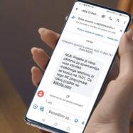 NLB zlonamerni SMS prevara