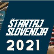 Štartaj Slovenija 2021 POP TV