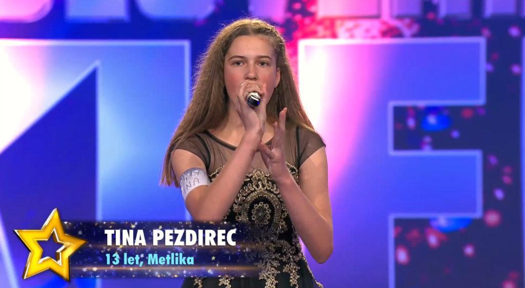 Tina Pezdirec