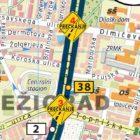ljubljanski maraton 2021 preckanje trase